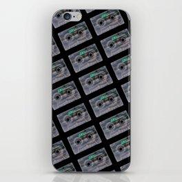 Retro Fashion Cassettes! iPhone Skin