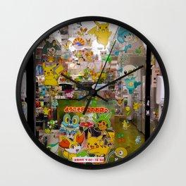 NODAHANSHIN, OSAKA Wall Clock