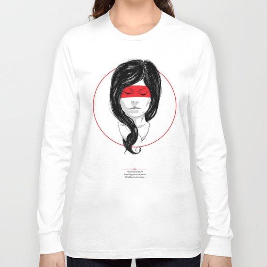 Whispers & Tongue Long Sleeve T-shirt