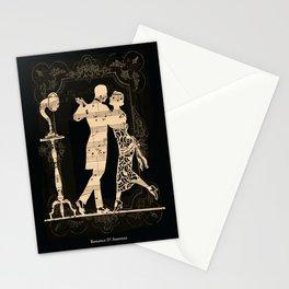 Romance D Automne Stationery Cards