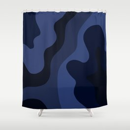 Innermost silence Shower Curtain