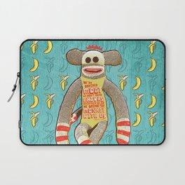 Bring the Monkey Laptop Sleeve