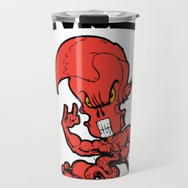 Mr. Violent (Cinnabar) Travel Mug