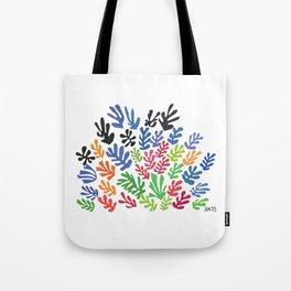La Gerbe by Matisse Tote Bag