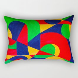 Formas # 3 Rectangular Pillow