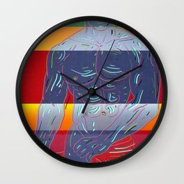 new day is coming 2 Wall Clock