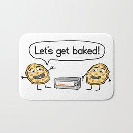 Let's Get Baked! Bath Mat