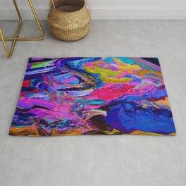 Abstract Viscosity Rug
