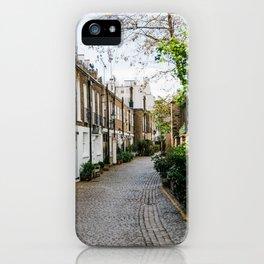 London, England 18 iPhone Case