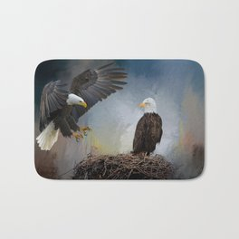 Eagles Nest Bath Mat