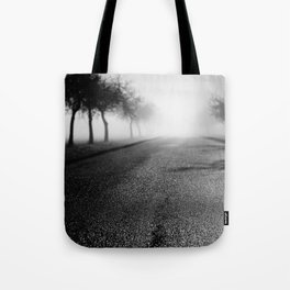 Pearly road Tote Bag