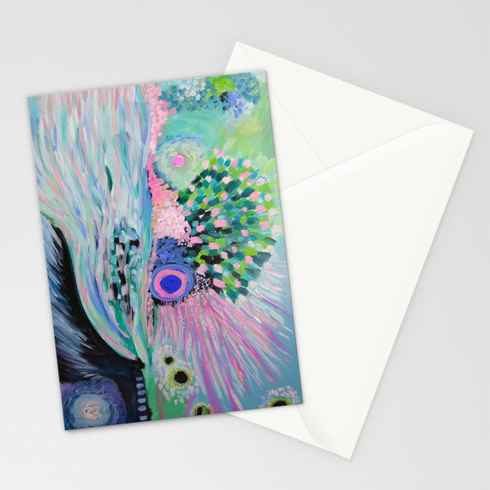All Directions at Once Stationery Cards