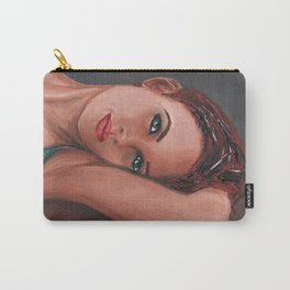 Ginger - Serene wall art Carry-All Pouch