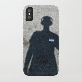untitled self-portrait iPhone Case