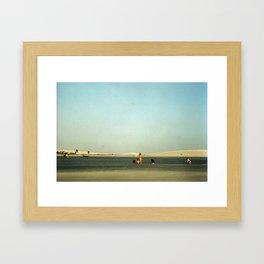 jeri 2 Framed Art Print