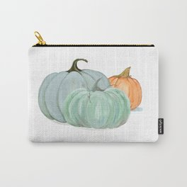 Colorful pumpkin trio Carry-All Pouch