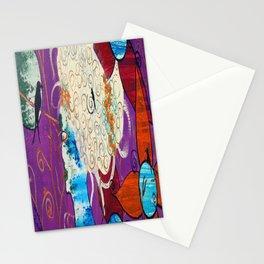 "JC Morgan ""Mardi Gras"" Stationery Cards"