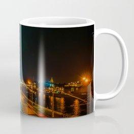 Moscow Kremlin At Night Coffee Mug