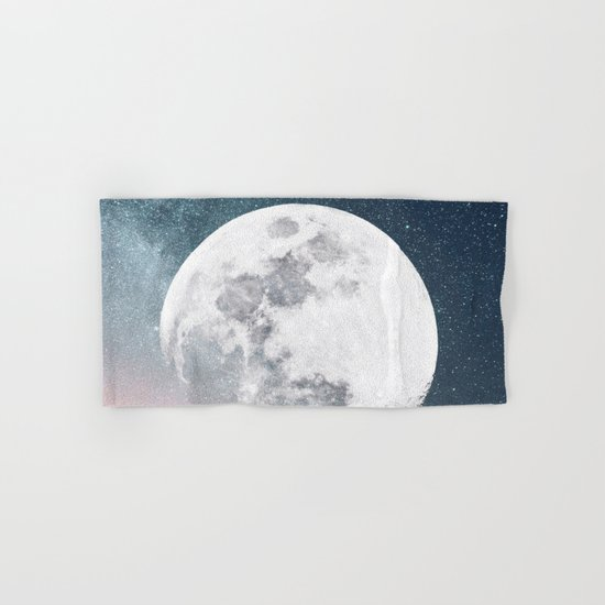 Halloween Moon Hand & Bath Towel