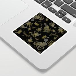 Baby Octopi Sticker