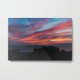 Zamora Sunset #1 Metal Print