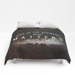 Mind What Matters Comforters