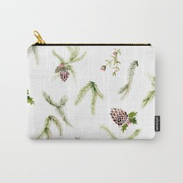 Holiday Plant Extravaganza Carry-All Pouch