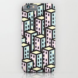 skyscrapers iPhone Case