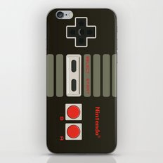 NES Controller iPhone Skin