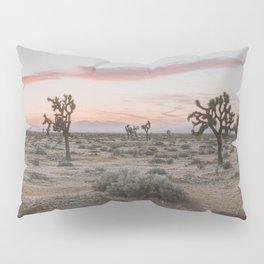 Joshua Tree XVI / California Desert Pillow Sham