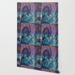 Blue Wind Wallpaper
