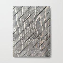 slatisfaction Metal Print