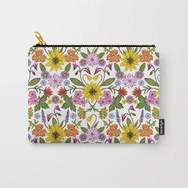 Montana Wildflowers Carry-All Pouch
