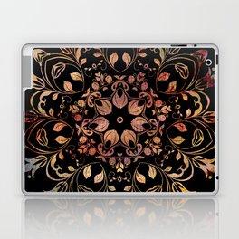 deep toned mandala pattern Laptop & iPad Skin
