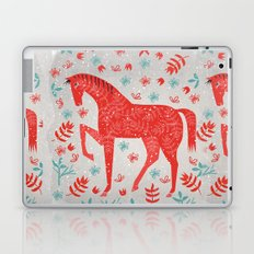 The Red Horse Laptop & iPad Skin