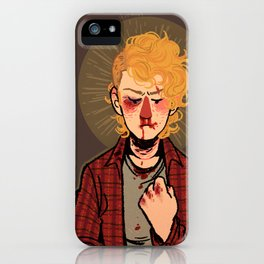 a savage antinous iPhone Case
