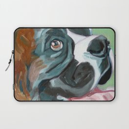 Boudreaux the Boxer Laptop Sleeve