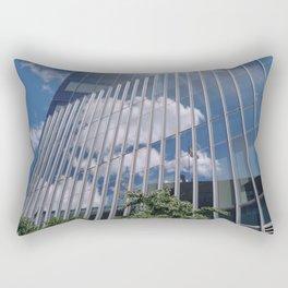City Reflections  Rectangular Pillow