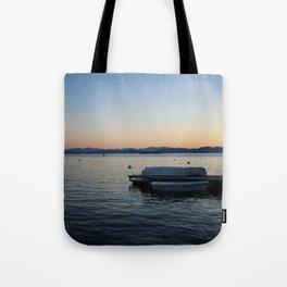Burlington, Vermont Vibes Tote Bag