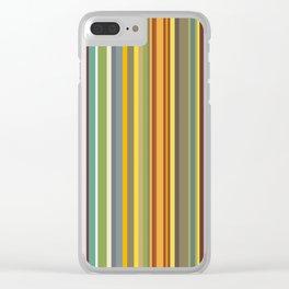 Cette année là (1972) Clear iPhone Case
