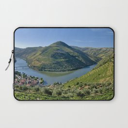 The Vale do Douro at Pinhao, Portugal Laptop Sleeve
