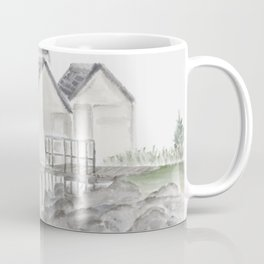 Fisherman's Point (South Portland, Maine) Coffee Mug