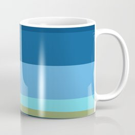 Santa Monica Horizon 0203 Coffee Mug