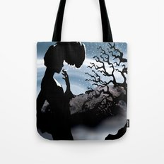 I TOLD YOU I LOVED YOU NOW GET OUT! Tote Bag