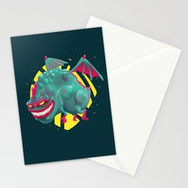 Kandy the Toxic Dragon Stationery Cards