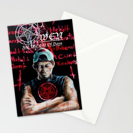 Owen and the end of days Stationery Cards