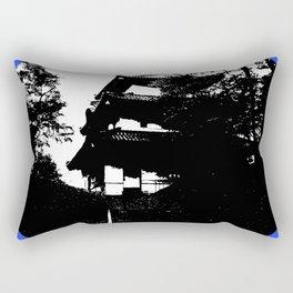 Nihongo tatemono Rectangular Pillow