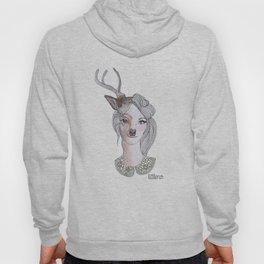 Deergirl. Hoody