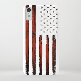 American flag Stars & stripes iPhone Case