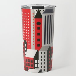 Urban city Travel Mug